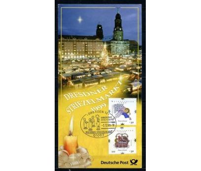 ALMANYA 1999 HATIRA KART CHRISTMAS SÜPER (050915)