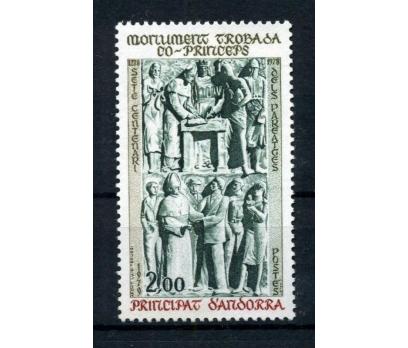FR.ANDORA** 1977 CO BEYLİĞİ 700.YIL TAM S.(051015)