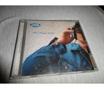 Mavi Müzik 02/03 Müzik CD