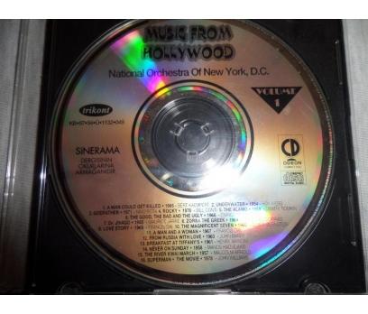 MUSIC FROM HOLLYWOOD: VOLUME 1 MÜZİK CD