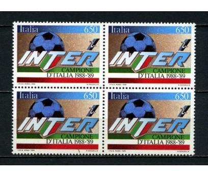 İTALYA** 1989 FUTBOL&ŞAMPİYON İNTER DBL (201015)