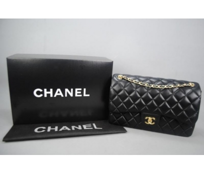 CHANEL JUMBO FLAP BAG 3,55 BÜYÜK BOY %100 hakiki