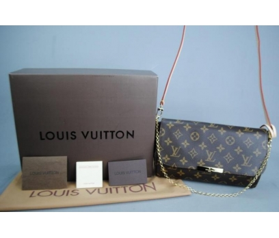 LOUIS VUITTON MONOGRAM CANVAS FAVORİTE MM