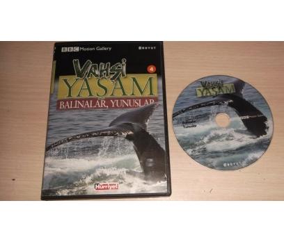 BALİNALAR YUNUSLAR (DVD)