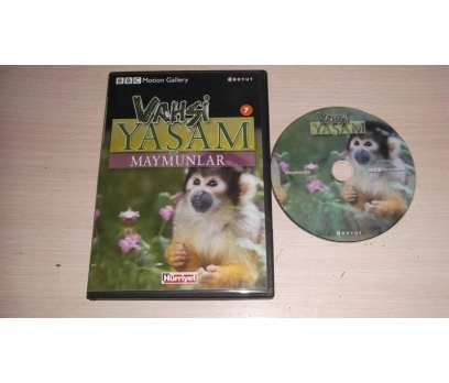 MAYMUNLAR (DVD)