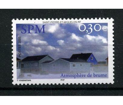 S.P.MİQUELON ** 2005 SPM'DA SİS TAM SERİ (005)