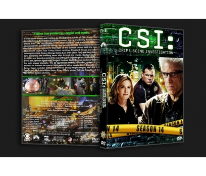 CSI: Crime Scene Investigation Season 14
