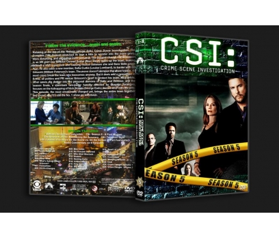 CSI: Crime Scene Investigation Season 5