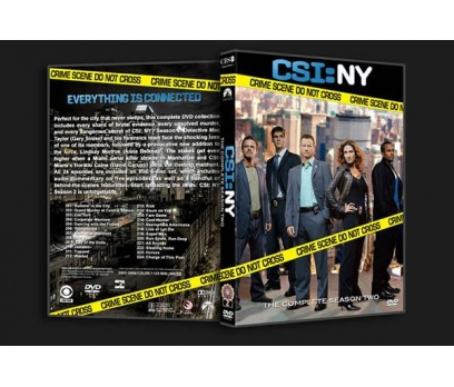 CSI: New York Season 2