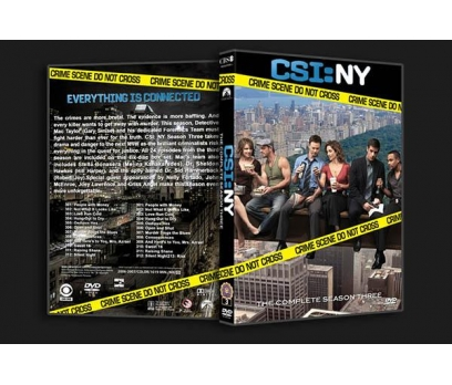 CSI: New York Season 3 1