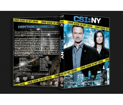 CSI: New York Season 8