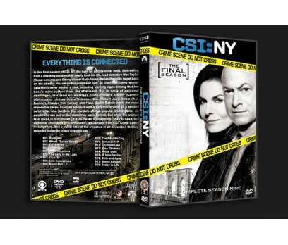 CSI: New York Season 9