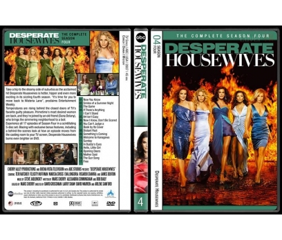 Desperate Housewives  Season 4