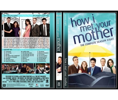 How I Met Your Mother Seasons 8
