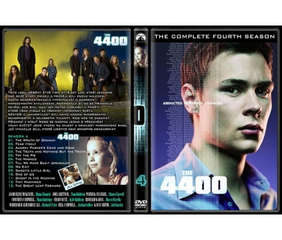 The 4400 Seasons 4