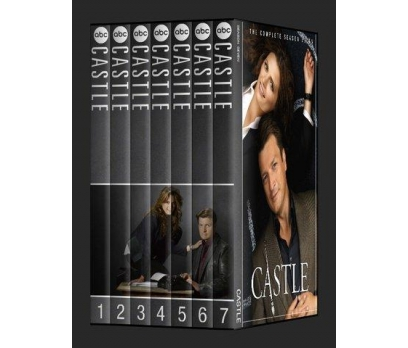 Castle (Seasons 1-7)