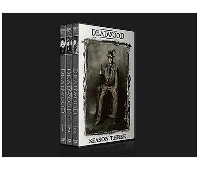 Deadwood (Seasons 1-3)