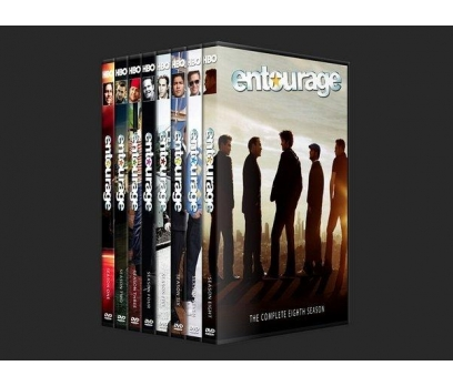Entourage (Seasons 1--8)