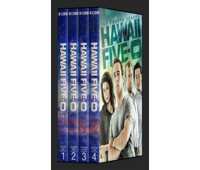 Hawaii Five (Seasons 1-4)