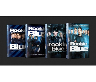 Rookie Blue (Seasons 1-4)