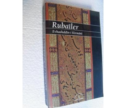 RUBAİLER -  EVHADÜDDİN-İ KİRMANİ