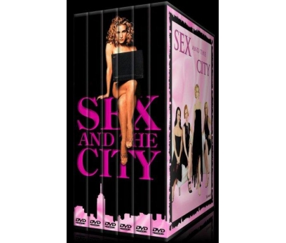 Sex and the City (Seasons 1-6)