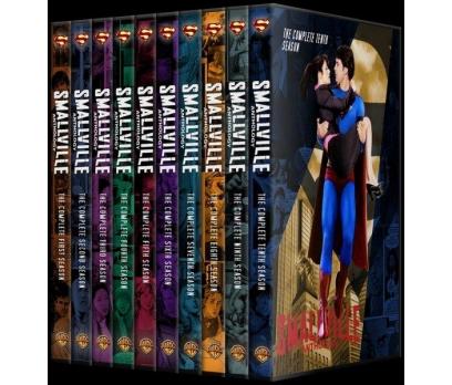 Smallville 4 (Seasons 1-10)