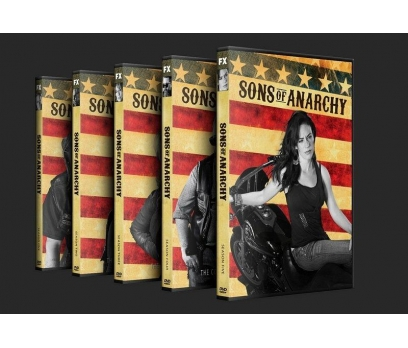 Sons of Anarchy (Seasons 1--4)