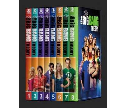 The Big Bang (Seasons 1-8)