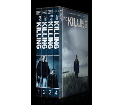 The Killing (Seasons 1-4)