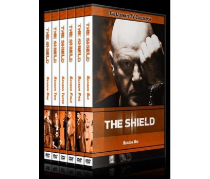 The Shield (Seasons 1-6)