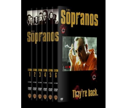 The Sopranos (Seasons 1-6)