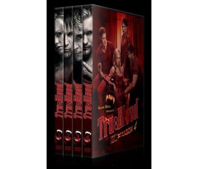 True Blood 3 (Seasons 1-4)