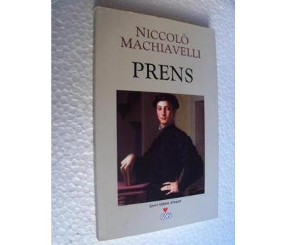 PRENS Niccolo Machiavelli CAN YAYINLARI