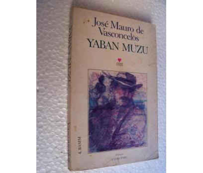 YABAN MUZU - JOSE MAURO DE VASCONCELOS