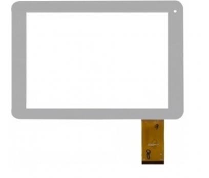 ZHC-D80-129A Dokunmatik Tablet Camı Beyaz Tablet Dokunmatiği Beyaz