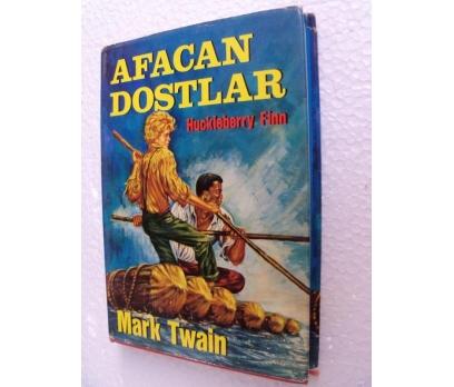 AFACAN DOSTLAR Mark Twain ALTIN KİTAPLAR YAY.