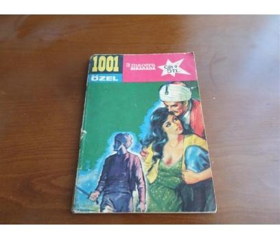 1001 ÖZEL CİLD 9   3 MACERA Çizgi Roman
