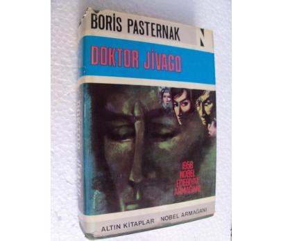 DOKTOR JIVAGO - BORIS PASTERNAK  altın kitaplar