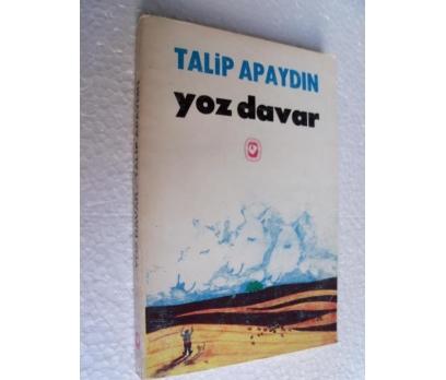 YOZ DAVAR  - TALİP APAYDIN