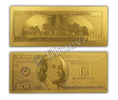Altın Varak Dünya Paraları Süper Koleksiyonluk-1