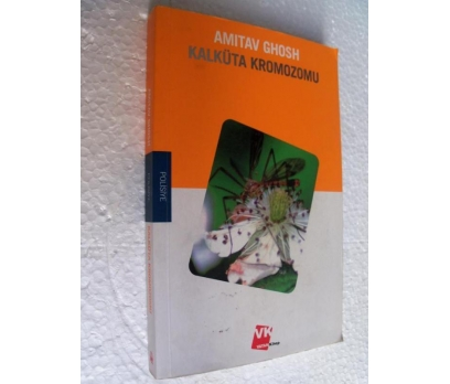 KALKÜTA KROMOZOMU Amitav Ghosh VATAN KİTAP YAYINLA
