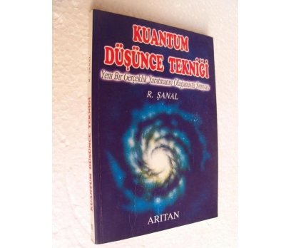 KUANTUM DÜŞÜNCE TEKNİĞİ - R.ŞANAL