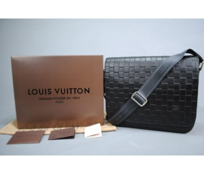 LOUIS VUITTON DAMİER CANVAS DİSTRİCT PM BAG