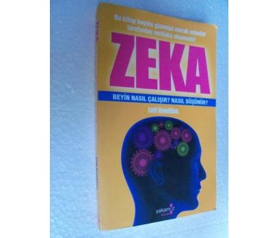 ZEKA Beyin Nasıl Çalışır Nasıl Düşünür JEFF HAWKIN