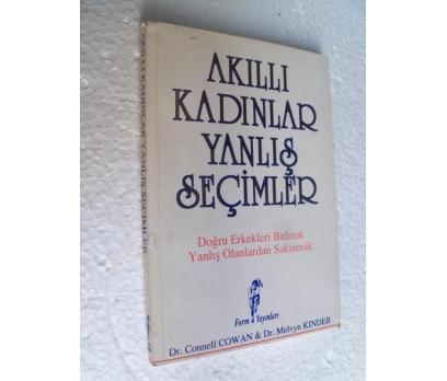 AKILLI KADINLAR YANLIŞ SEÇİMLER - CONNEL COWAN