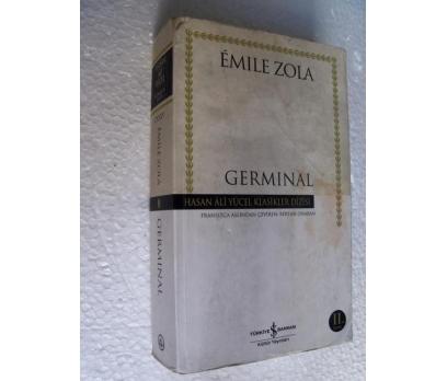 GERMINAL - EMILE ZOLA iş bankası yay.