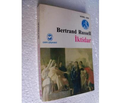 İKTİDAR - BERTRAND RUSSELL cem yay.