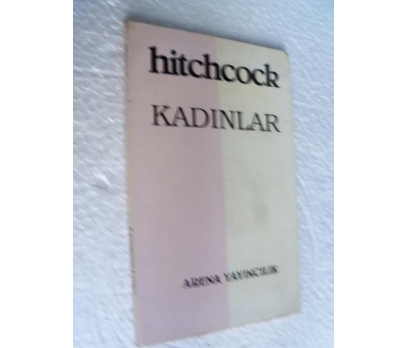 KADINLAR - HITCHCOCK arena yay.