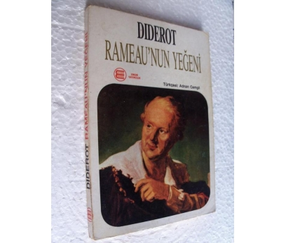 RAMEAU'NUN YEĞENİ - DIDEROT